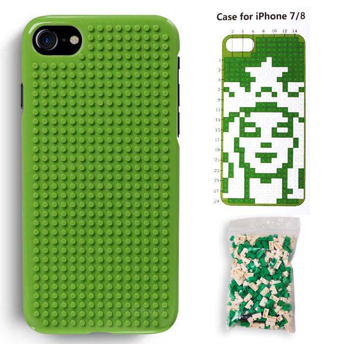 Iphone 7 / Iphone 8 Miniblock Phone Case Starbucks - Green