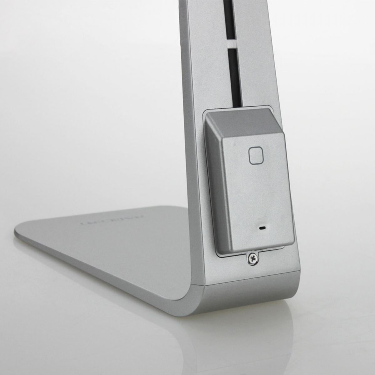 LED Reading Desk Lamp - Silver