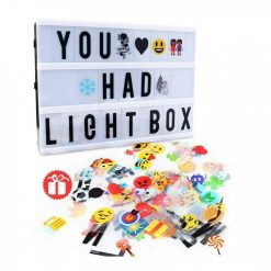USB Powered Message Board  - White