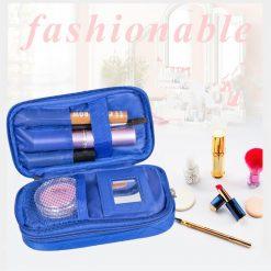 Waterproof Cosmetic Bag - Blue