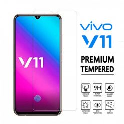 Vivo V11 2.5D Tempered Glass