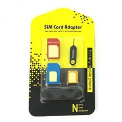 Sim Card Adapter Set