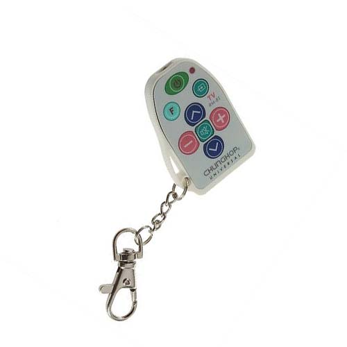 Universal TV Remote Control Keychain