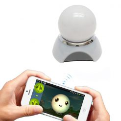 Swalle Smartphone Tablet Controlled Ball - White