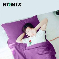 Romix Travel Outdoor Sports Sleeping Bag - Purple