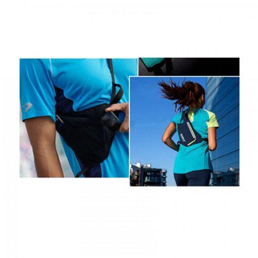 Romix Slim Cross Body Bag - Blue
