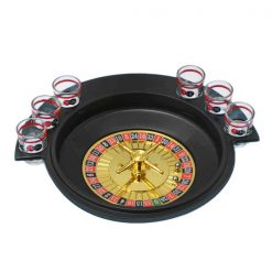 Roulette Drinking Game - Black