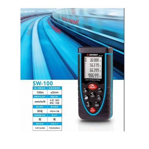 SNDWAY Hand Type Laser Distance Meter SW-100