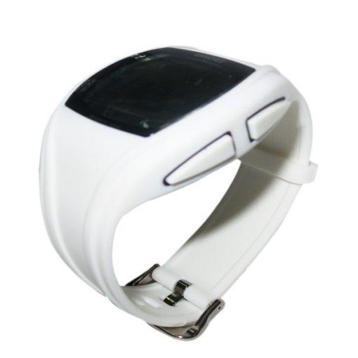 Shhors SH-0270 Sport Watch With Pedometer - White