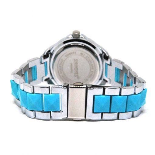 Shhors SH-A0012 Women Steel Casual Watch - Blue