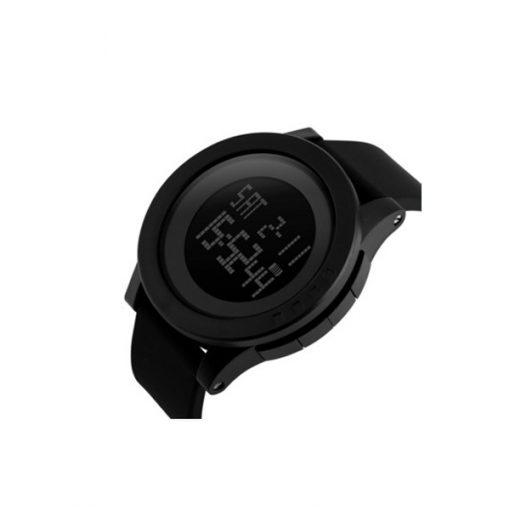 SKMEI Waterproof Digital LCD Sports Watch - Black
