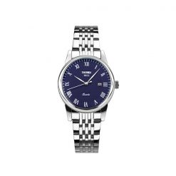 SKMEI Lady Stainless Casual Watch - Blue
