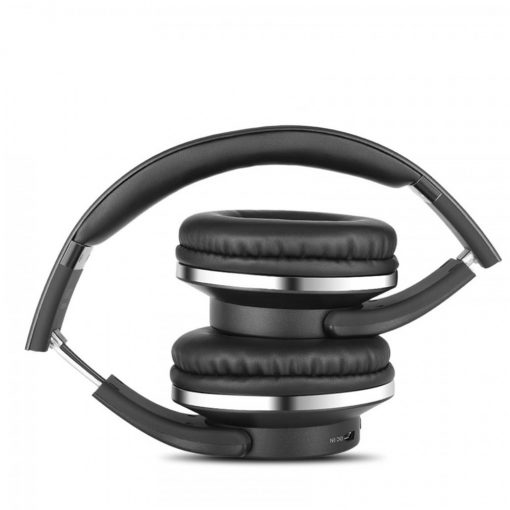 SODO MH1 5 In 1 Bluetooth Headset Speaker Convertible With FM Mp3 Player And  Line In  - Black