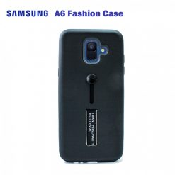 Samsung A6 2in1 Fashion Case - Black