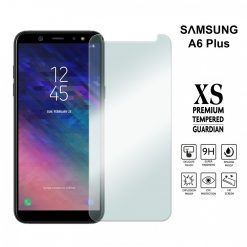 Samsung A6 Plus 2.5D Tempered Glass