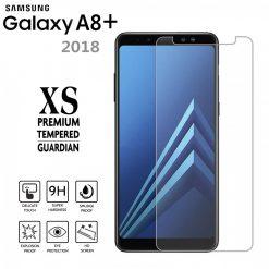 Samsung Galaxy A8 Plus 2.5D Tempered Glass