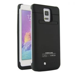Samsung Galaxy Note 4 4800 mAh Powerbank Case - Black