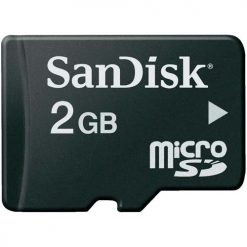 SanDisk 2GB Micro SD Memory Card