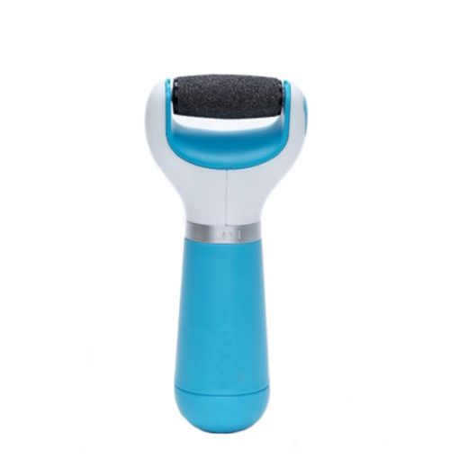 Scholl Velvet Soft Professional Per Pedicure Electronic Foot File - Blue