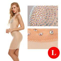 Sexy Nightwear Dress - Large