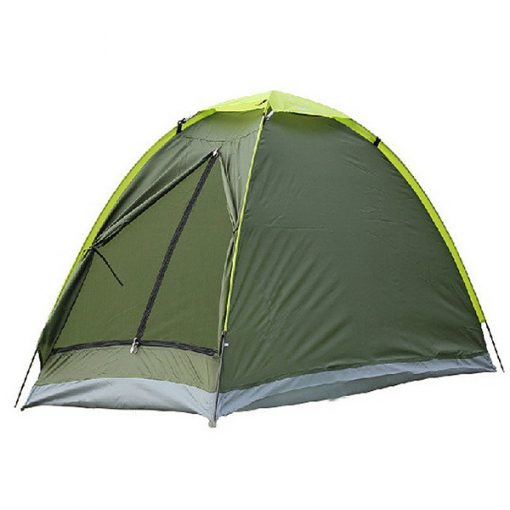 Single Person Camping Tent  - Green