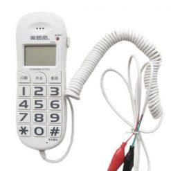 Siqi 1003 Fixed Telephone  Line Landline Tester - White