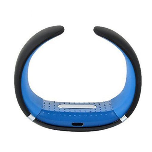 Smart Touch Screen Bluetooth V3.0 Watch Bracelet - Blue