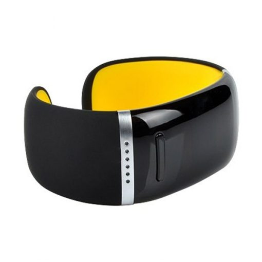 Smart Touch Screen Bluetooth V3.0 Watch Bracelet - Yellow