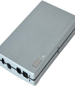 Smart Battery Power Bank 33600mah For Laptop - Silver