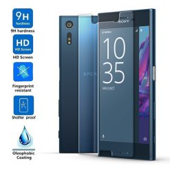 Tempered Glass Film Screen Protector for Sony Xperia XZ