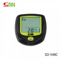 Sunding Multifunction Bicycle Wireless Computer - Yellow