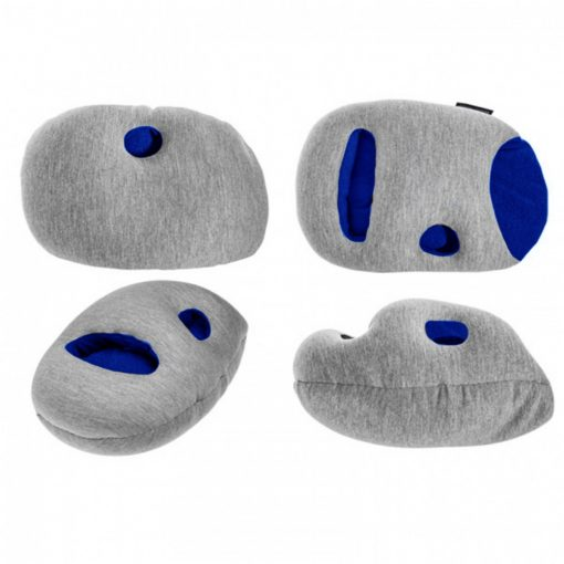 Super Soft Nap Pillow Mini - Blue