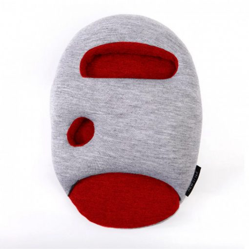 Super Soft Nap Pillow Mini - Red