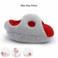 Super Soft Nap Pillow Mini - Red