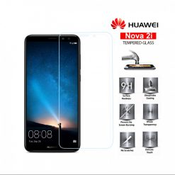 Tempered Glass Screen Protector For Huawei Nova2i - Clear