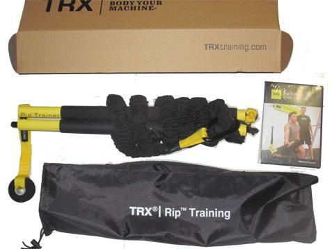 TRX Rip OEM  Suspension Training Cord - Yellow/Black