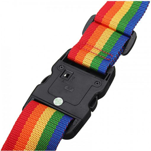 TSA 007 Luggage Strap 3 Digit Travel Lock
