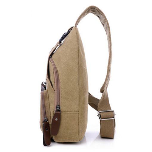 Tao Tao Single Strap Body Bag - Khaki