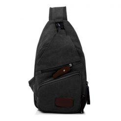 Tao Tao Single Strap Body Bag - Black