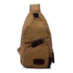Tao Tao Single Strap Body Bag - Brown