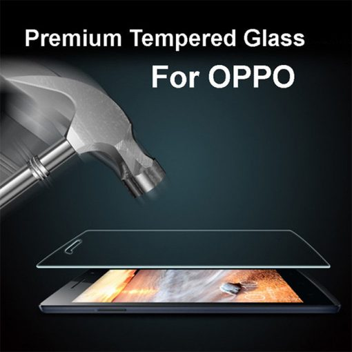 Tempered Glass Screen Protector For Oppo A37F