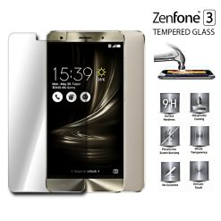Tempered Glass Film Screen Protector for Asus Zenfone 3