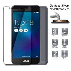 Tempered Glass Screen Protector For Asus 5.3 Zenfone 3 Max