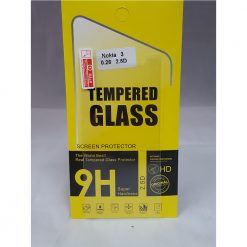 Tempered Glass Film Screen Protector for Nokia 3 - Clear