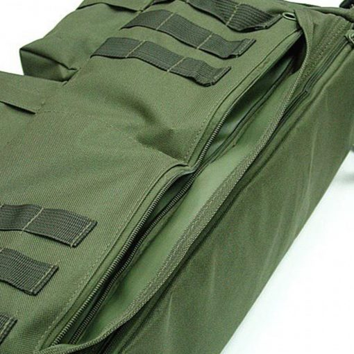 Transformer Outdoor Military Tactical Body Bag - Army Green