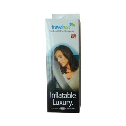 Travelrest Inflatable Travel Pillow