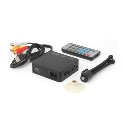 UC50 Micro LED Projector - Black