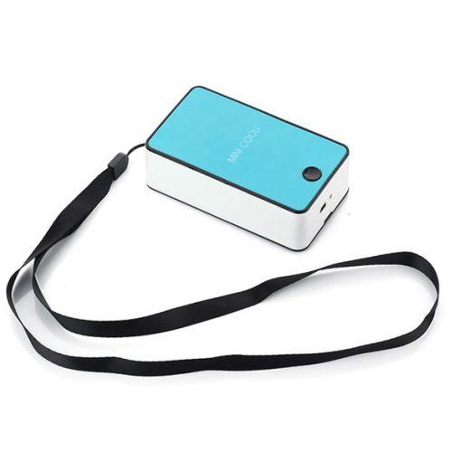 USB Mini Aircon - Blue