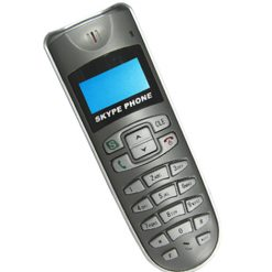 USB VOIP  Skype Phone - Black