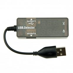 USB Power Detector - Black